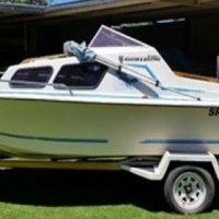 Calibre Cabin cruiser for sale