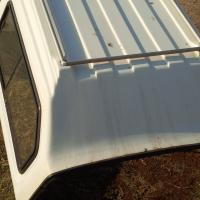 1400 Nissan Bakkie Canopy For Sale.