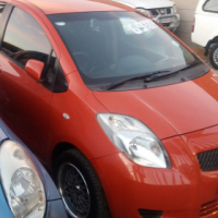 2007 Toyota Yaris T3 in good condition for sale