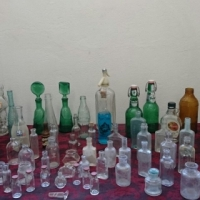 Glass Bottle variety