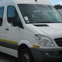 Mercedes Benz Sprinter 518CDi Newly converted 22 seater