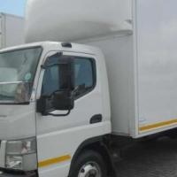Fuso Canter 8-150 Van Body