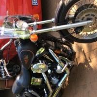 95 Harley Davidson Dynalow