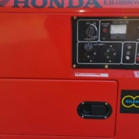 Honda 10kW Diesel Generator