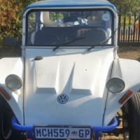 Beach buggy for sale or strip as parts