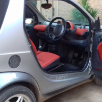 Smart car cabriolet passion 2for2