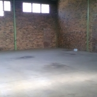 338m2 factory/warehouse to let in Prolecon, close to Johannesburg City Centre