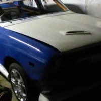 Datsun 120y Stockrod body