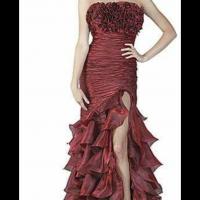 Matricfarewell dresses. Evening gowns