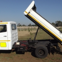 TATA 407 Drop side Tipper to Swap for Land Rover Defender 110 Station-Wagon or R 82 000.00 Cash