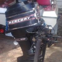 mercury thunderbolt 50 hp