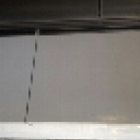 Kic fridge freezer 330l