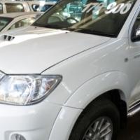Toyota 3.0l Hilux D4D