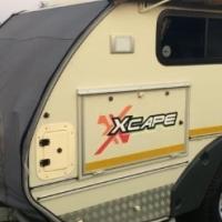 2013 Jurgens Excape 4x4 caravan