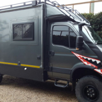 2015 Overland Expedition  Camper Iveco 4x4