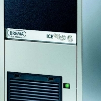 ICE MAKERS=SELF CONTAINED=GOURMET CUBE 28kg per 24hours