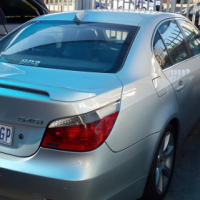 2006 E60 545i Auto Stripping For Parts Spares