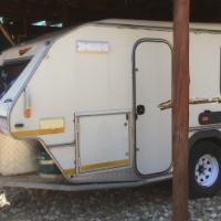 Jurgens Explorer 4x4 Caravan 2006