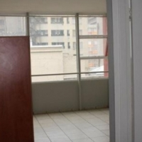 Braamfontein open plan bachelor flat with separate bathroom and kitchen Rental R3171 Call 063-237734