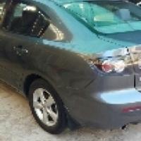 2007 Mazda3 1.6i Dynamic te ruil