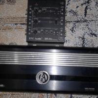Audio Bank Monoblock 5200w + Capacitor & Crossover