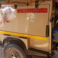 Conqueror Compact for sale