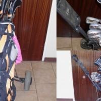Jaxx Rx3 golf stel