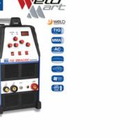 Tig Welder - Tradeweld 250 AC/DC (220v)  1month old