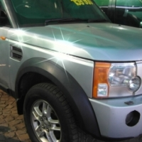 Landrover Discovery 3 TDV6 S A/T 2008 Silver