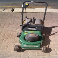 Trimtech Electric Lawnmower S020819N #Rosettenvillepawnshop