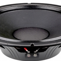 "P AUDIO CHALLENGER C18-650EL V2 18"" 1200W RMS LOW FREQUENCY DRIVER"