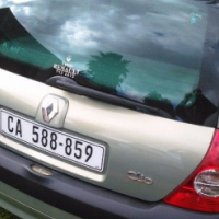 Renault clio 1.4 exspression 16valve 2004 only 131800klm one owner negotiable