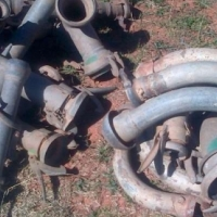 Irrigation Pipes & Couplers