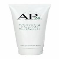 AP24 the NON PEROXIDE & non abrasive whitening toothpaste