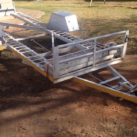 BIKE/CAR/BAKKIE trailer R15 500