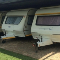 Sprite/Gypsey/Jurgens caravans wanted. Cash buyer