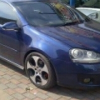 Golf GTI 5  Friday special only R 70000