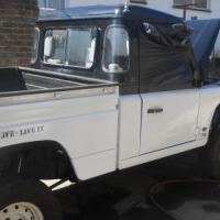 1989 LAND ROVER DEFENDER 300TDI