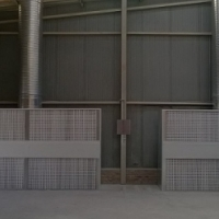 SPRAY ENCLOSURES BUDGET TRUCK/LARGE EQUIP CURTAINED/ 6 months as cash