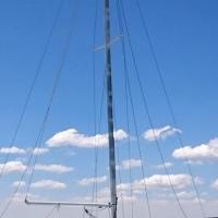Spirit 28 sail boat