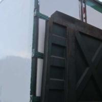 Superior Trailer Tri Axle fridge 30 Pallet
