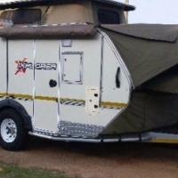 34. Jurgens Safari Xplorer Caravan 2014 for hire