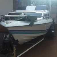 Cabin Cruiser 21ft