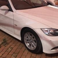 2008 BMW 3 Series 320d Dynamic A/t (e90)
