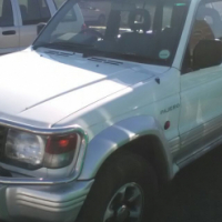 1994 Mitsubishi Pajero 3.0 4x4 R47500