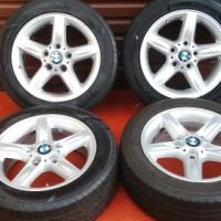 "BMW E46 16"" Mags & Tyres R3800"