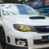 Subaru Impreza WRX STi 2.5 5dr