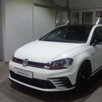 VW Golf 7 2.0 Tsi Gti Clubsport Edt40 Dsg