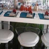 A stylish event begins long before the guests arri