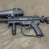 Paintball Gun and extras for sale